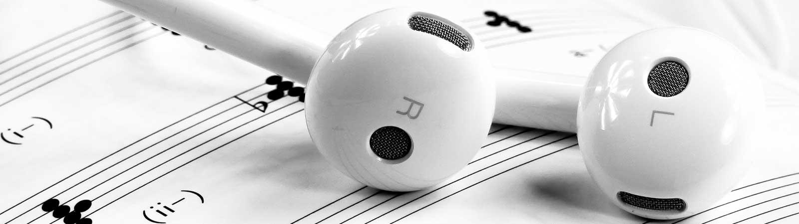 Digitale muziekles