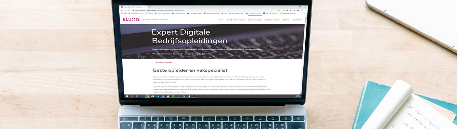 Expert digitale bedrijfsopleidingen